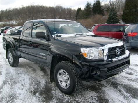 2011 Toyota Tacoma Access Cab 4x4 For Sale Used 2011 Toyota Tacoma Sr5 Access Cab 4x4 For Sale