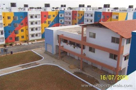 Apartment In Electronic City Ittina Neela Electronic City Bangalore Residential