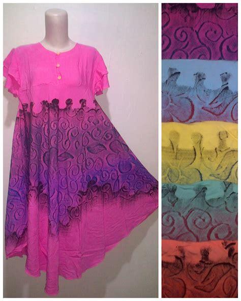 Yukensi Payung daster payung pelangi pusat grosir baju batik modern