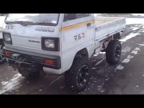 Suzuki Mini Truck Engine 1988 Suzuki Carry Db71t Engine Part 9 Funnycat Tv