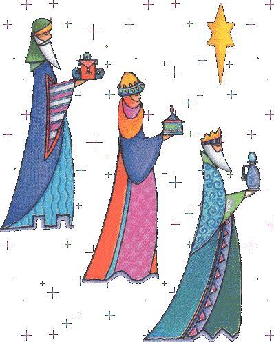 imagenes reyes magos animadas tres reyes magos estrellas animados navidad reyes magos
