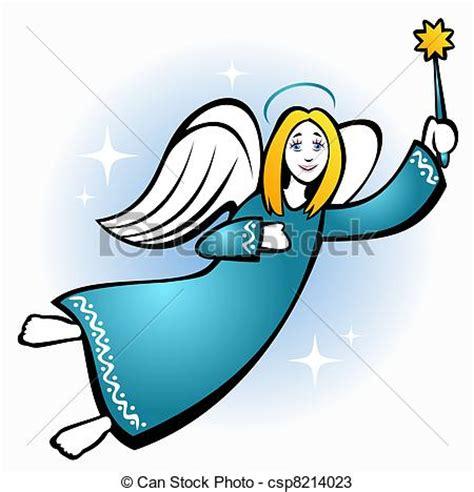 clipart angeli disegni di natale angelo stilizzato volare natale