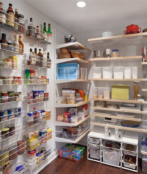 Pantry Organization Solutions by How To Find Kitchen Storage Solutions