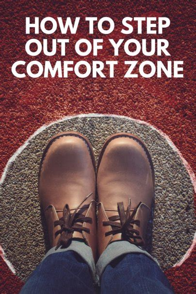 how to step out of your comfort zone how to step out of your comfort zone and try something new