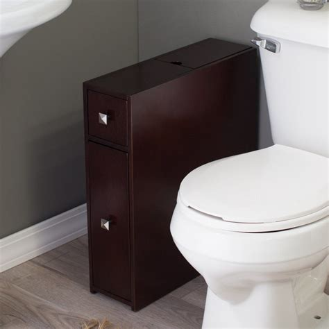 Narrow Bathroom Furniture 25 Creative Bathroom Storage Narrow Eyagci