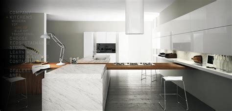 modern italian kitchen ideas modern kitchen design inspirations from cesar