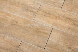whole sale solid wood imitation floor tiles woods grain ceramic tile for bedroom kitchen