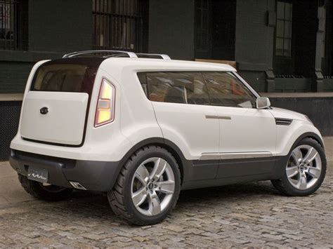 Welly Chevrolet Custom Decal kia soul 0 white back design wheels kia soul