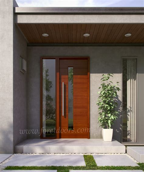 modern front door decor contemporary exterior doors marceladick com