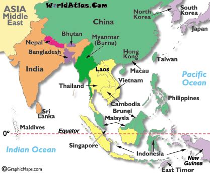 south east asia country map middle east time zone map worldatlas