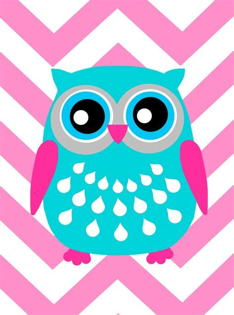 wallpaper animasi owl cute owl graphic clipart best