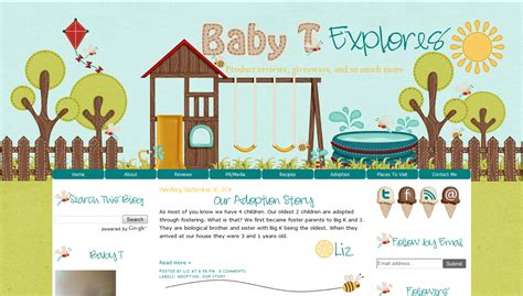 blogs design custom blog designs portfolio scrapbook style