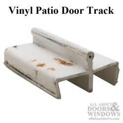 sliding patio door track cap icamblog