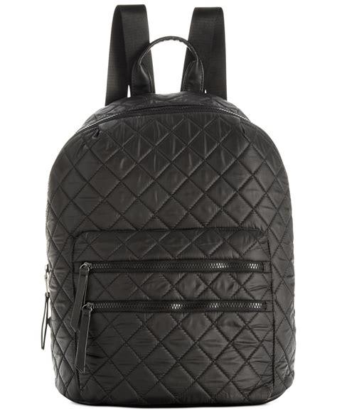 Steve Madden Backpack by Lyst Steve Madden Benvoy Active Backpack In Black