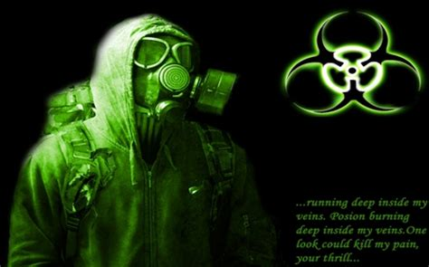 green wallpaper poison poison fantasy abstract background wallpapers on