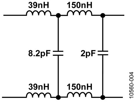 high pass filter lc circuit cn0268 circuit note analog devices