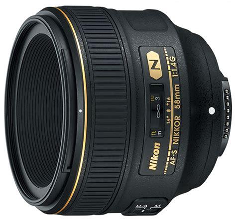 nikon low light lens nikon af s nikkor 58mm f 1 4g lens announcement nikon rumors