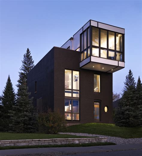 modern design victorian home renovation modernizes victorian home with cantilevered