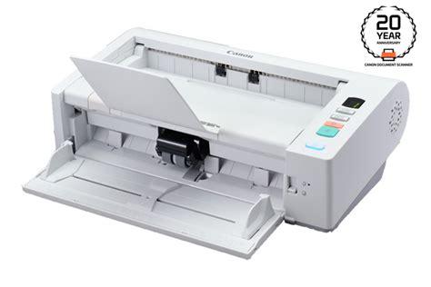 Scanner Canon imageformula dr m140 office document scanner