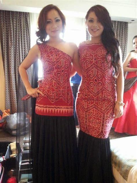 Design Dress Pua Kumbu | 40 best images about pua kumbu on pinterest lace peplum