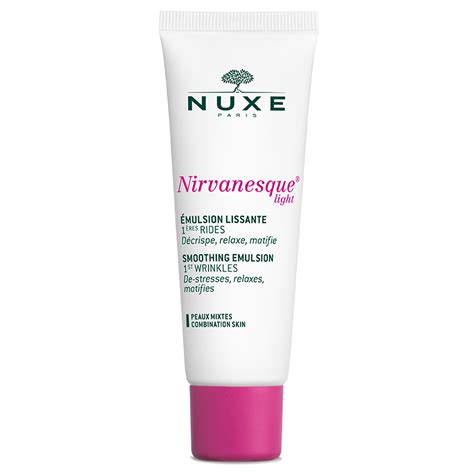 How To Use Nuxe Nuxellence Detox by Combination Skin Wrinkle Nirvanesque 174 Anti