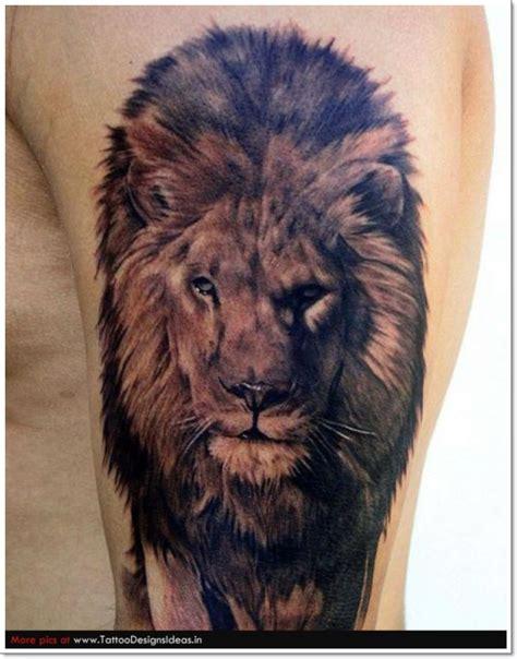tattoo animal lion 40 most original lion tattoos unleashing your inner beast