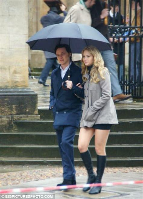 james mcavoy jennifer lawrence movie x men in england new installment is filming at oxford