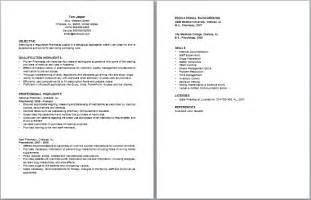 pharmacist resume sles experience resumes
