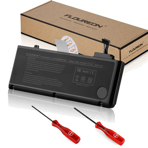 Baterai A1322 Macbook Pro 13 3 6100mah 67wh 10 95v battery for apple macbook pro quot i5