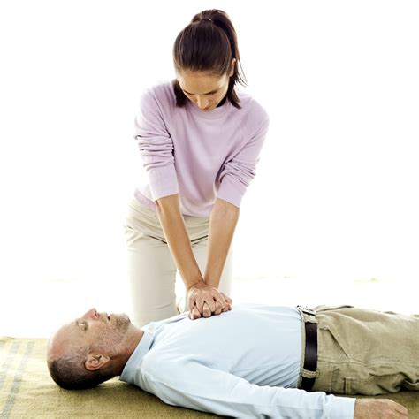 cpr on a florida american association cpr aid