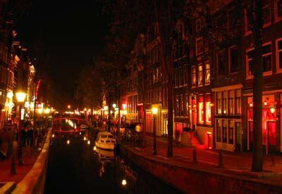 iceland red light district barrio rojo de amsterdam de wallen