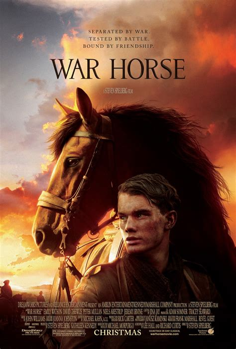 war horse behr blather behr movie war horse