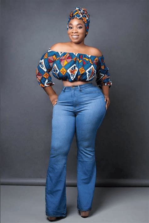 ankara styles  hide big tummy fashenista