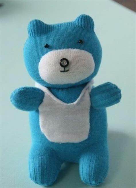 diy adorable sock diy adorable sock teddy home diy