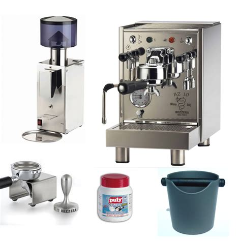quality home espresso machine bezzera package free
