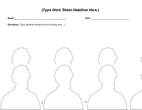 abraham lincoln worksheet template | education world
