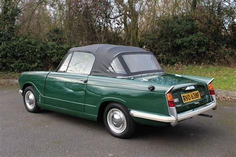 triumph herald for sale 1968 triumph herald 1360 convertible sherwood restorations