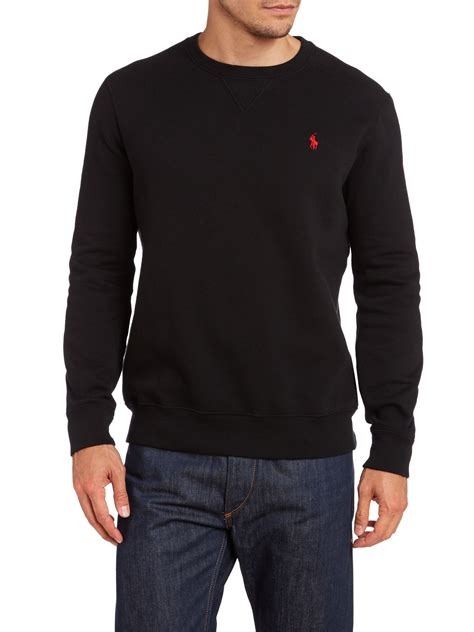 Crewneck Polos polo sweatshirt crewneck clothing