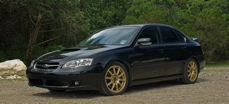 lowered subaru legacy picture request legacy lowered on h r springs subaru