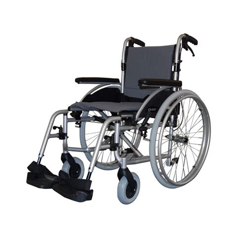 Wheel Chair by Roma 1300 Orbit Self Propelled Lightweight Wheelchair