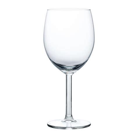 bicchieri da vino ikea svalka bicchiere per vino rosso ikea