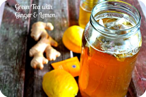 Green Tea And Lemon Detox Drink by Green Tea With Lemon For Weight Loss Recipe