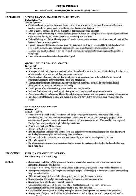 sample resume cover letter for executive director position cover