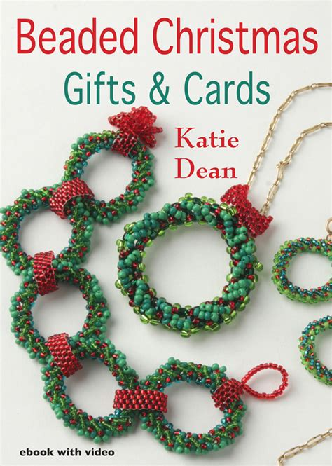 beaded christmasvivebooks