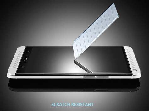 Screen Protectors M A K supersterke glazen screenprotector voor htc one m8