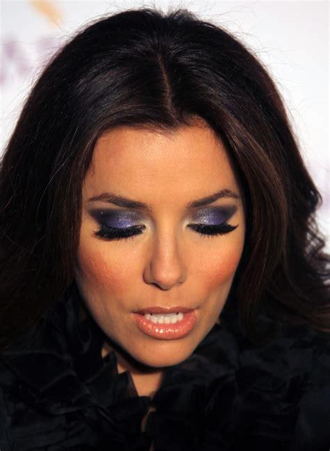 Longoria Really Needs Makeup by Longoria Smoky Longoria Looks Stylebistro
