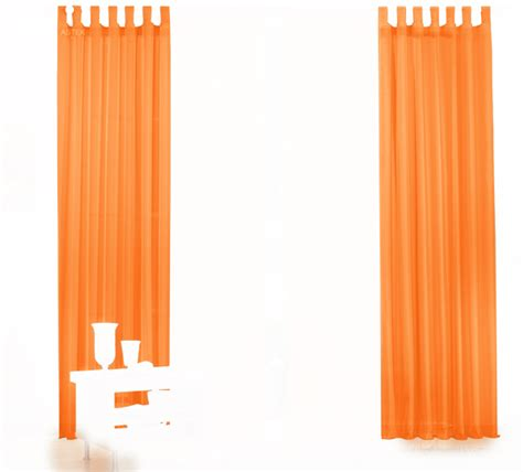 vorhänge transparent muster set 4 teile gardine unifarben transparent farben 2 ebay