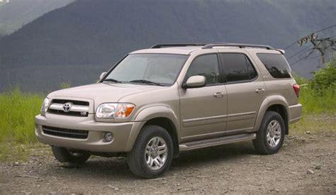 2001 Toyota Sequoia Frame Recall More Toyota Recall Blues Tundra Sequoia Called Back Again