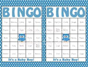 baby shower bingo cards template 30 baby shower bingo cards printable by