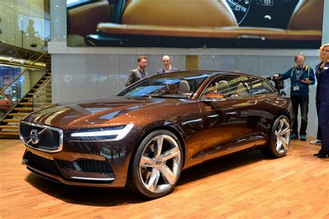 the new volvo new volvo s90 2016 price release date